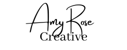 amy rose creative logo